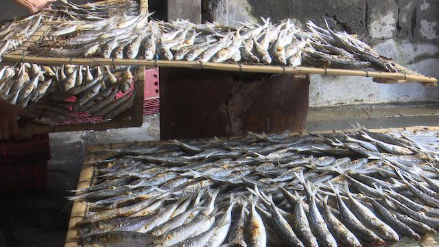 Các loại cá được lựa chọn kĩ lưỡng, nướng đúng quy trình và đảm bảo VSATTP