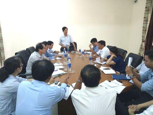 Họp triển khai chương trình Gameshow tại Thị xã Điện Bàn